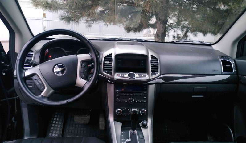 Chevrolet Сaptiva 3 full